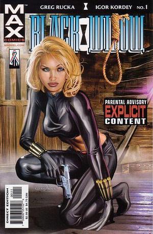 Black Widow: Pale Little Spider