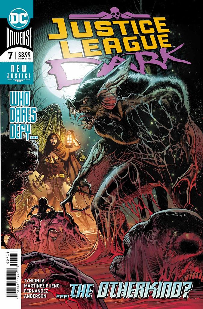 Justice League Dark 7