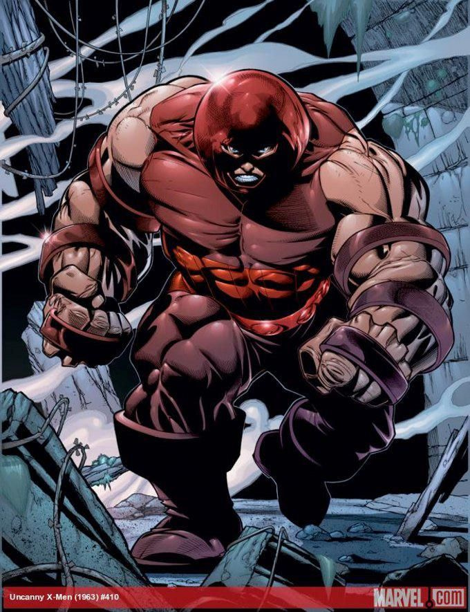 Juggernaut Marvel Comics