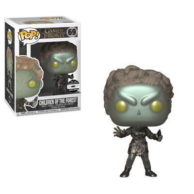 Children of the Forest Game of Thrones Metallic Figure Pop