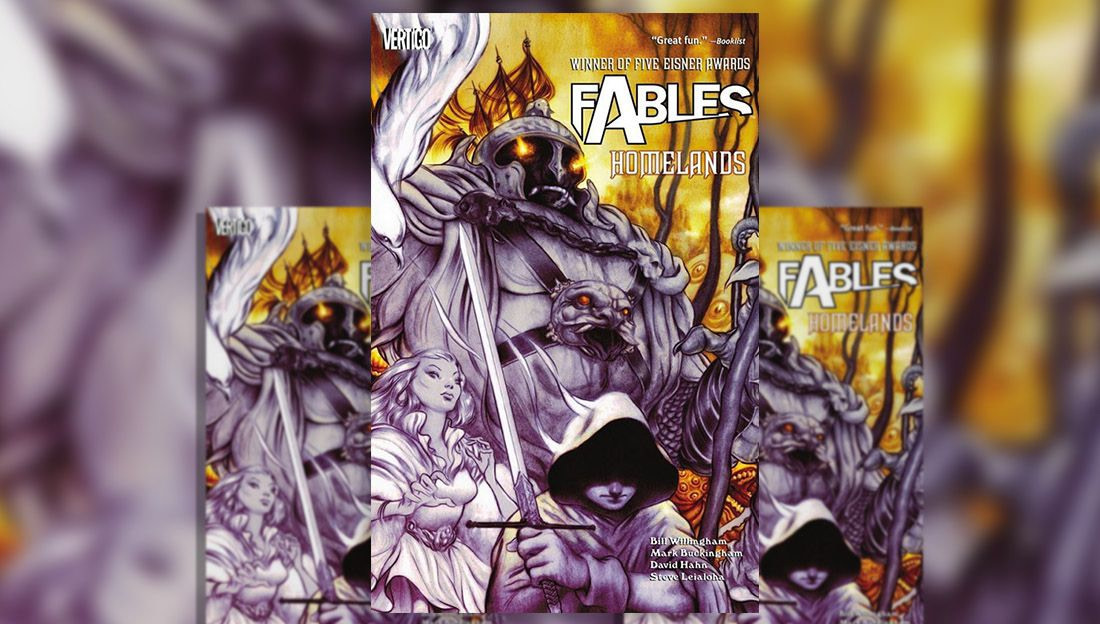 Fables Vol. 6 Homelands