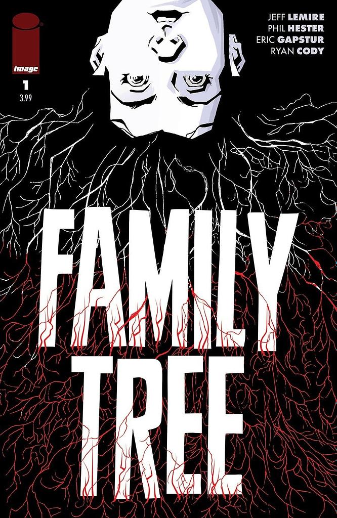 Family Tree #1 Image Comics