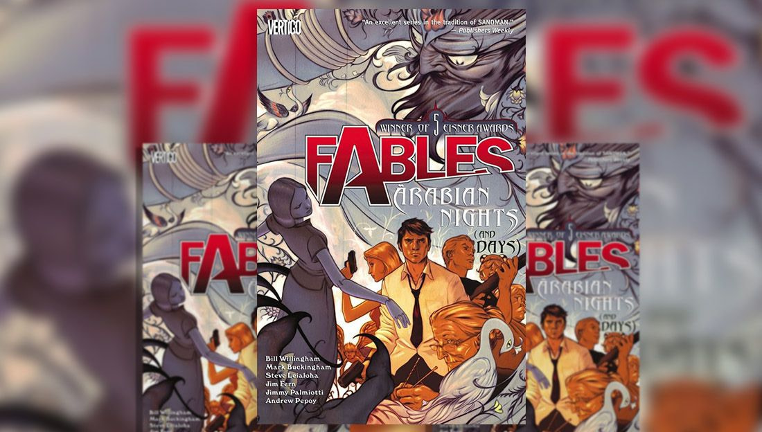 Fables Vol.7 Arabian Nights (and Days)