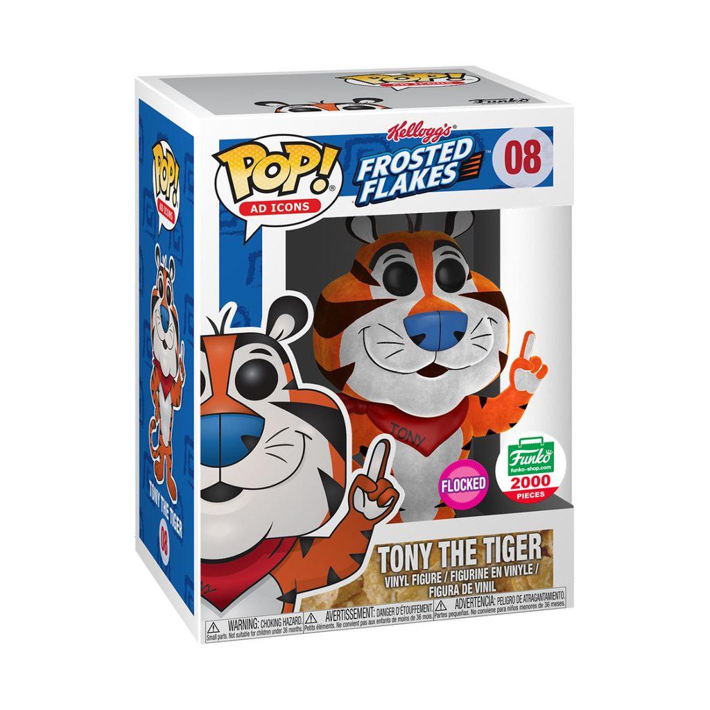 Tony The Tiger Vinyl Pop Figure