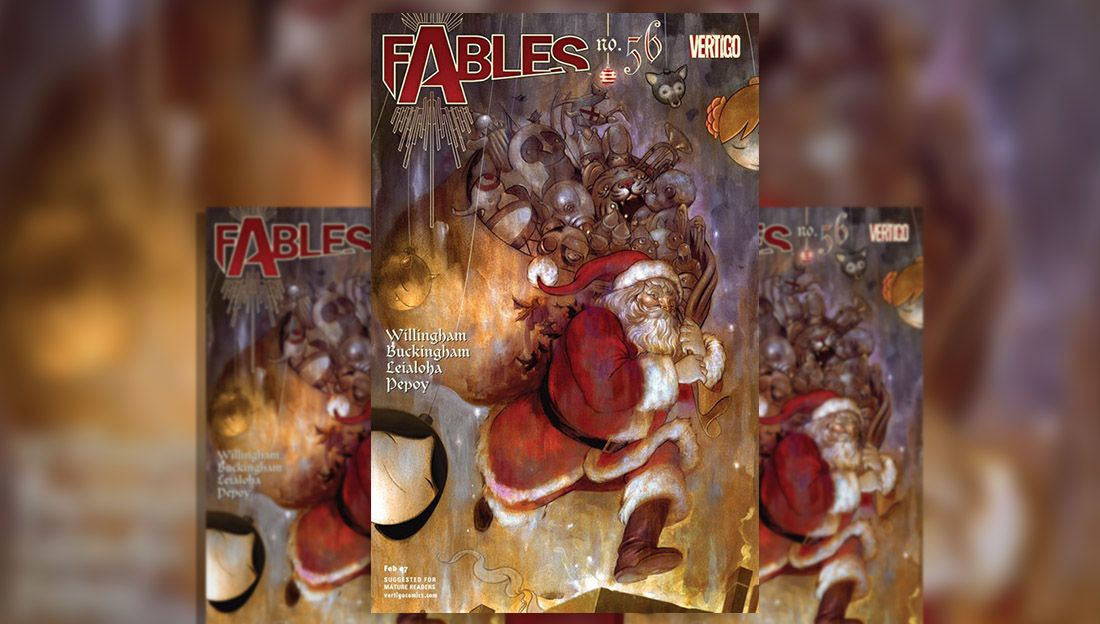 Jiminy Christmas Fables #56