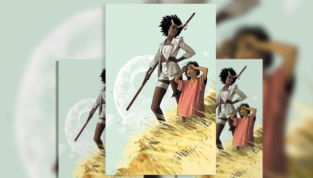 Saga #14 Cover
