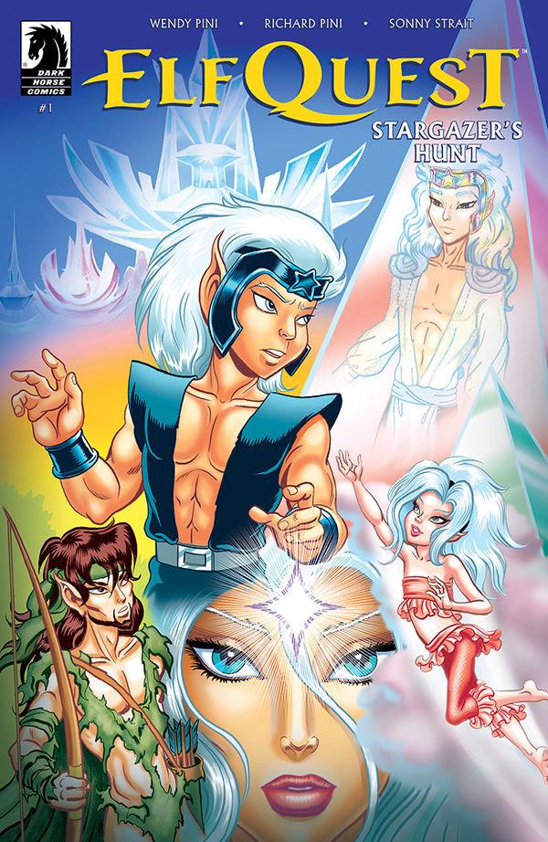 ELFQUEST: Stargazer's Hunt #1 Dark Horse Comics