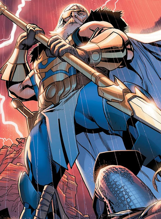 Odin Marvel Comics