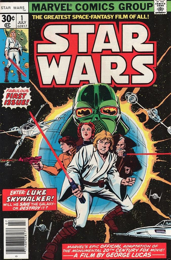 Star Wars #1 1977