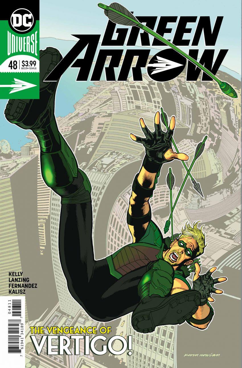 Green Arrow $48