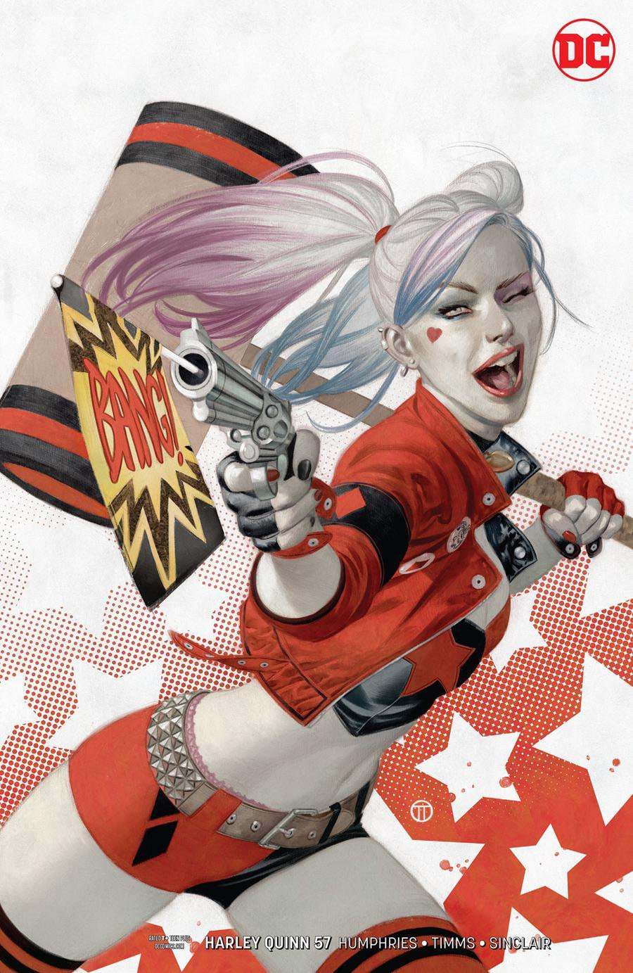 Harley Quinn #57